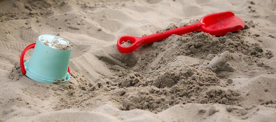 magzatmérete - homokozólapát