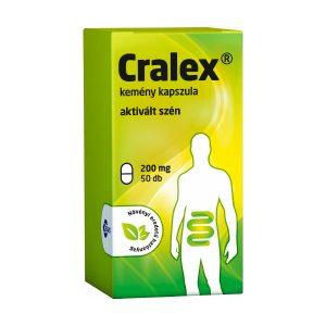 Cralex kapszula 50x