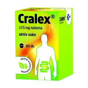 Cralex tabletta 60x